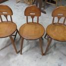 SO28.椅子 木製 座面41㎝