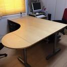 <お取り引き中>IKEA オフィスデスク GALANT