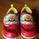 アンパンマン靴サイズ14決まりました