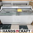 【引取限定】サンデン 冷凍ショーケース GSR-1503Y-C 3...