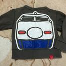 美品 オジコ新幹線トレーナー