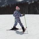 スキーウエアDESCENTE 110     雪遊びやスキーに!