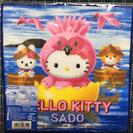 【未開封】プチタオル 3枚 ハローキティ