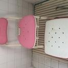 お風呂介護椅子