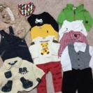 子供服 まとめ売り 男の子 サイズ70〜80