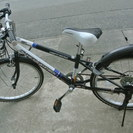 男児ジュニア自転車(22インチ)