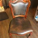 ☆アンティークな椅子4脚セット☆