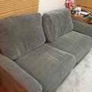 再掲 ニトリ製ソファー 無料です。