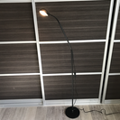 IKEAのスタンドランプ 照明