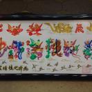 開運風水花文字屋、日本各地イベント•展示会などに出張派遣致します。 - 横浜市