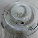 シーリングライトです。安心のNECの2蛍光灯式です。38W+30W...