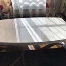 高さ変更が柔軟にできるテーブル