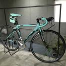 [取引中] ビアンキロードバイク VIA NIRONE