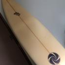 中古サーフボード 6.1フィート Mark Rabbidge リー...