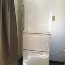 東芝 3ドア345L 冷蔵庫