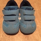 子供靴アシックス14センチ