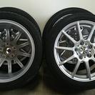 215/45ZR17、タイヤ、ホイール4本セット