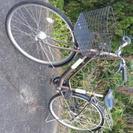 美品- 自転車27インチ