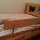 キッズ用ベッド 【IKEA】