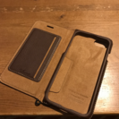 iPhone7 手帳型ケース 中古美品