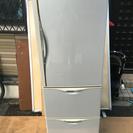 National 365L 3ドア大型冷蔵庫 美品!
