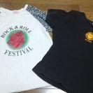 HARD ROCK CAFE TとロックンロールTシャツ