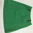 ロペピクニックスカート(緑)