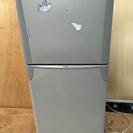 TOSHIBA 120L 2ドア冷蔵庫 2007年製