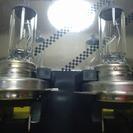 ヘッドライト バルブ球 H7 4個 中古