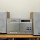 シャープ Auvi アウビィ CD/MD コンポ(値下げ)