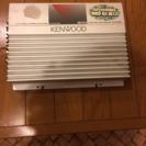 KENWOODアンプ