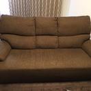 3人掛けのソファ