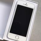 美品 iPhone5s 16G シルバー