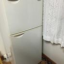 東芝115L冷蔵庫 0円 由利本荘市