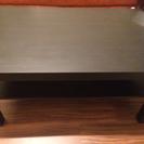 IKEAローテーブル、90×55×...