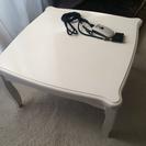 家具調こたつ ホワイト
