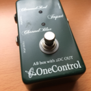 one control ABボックス