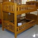 木製2段ベッド(2811-52)