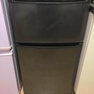 【交渉中】冷凍冷蔵庫(2ドア 78リットル)