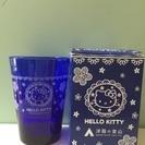 【未使用】ハローキティー グラス
