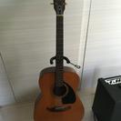 フォークギター 東海楽器 ハミングバード68F スタンド付