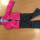 美品 PHENIX スキーウェア 130(115-135調整可) ...