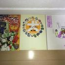ガンダム関係 マンガ3冊