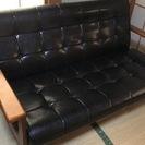 綺麗(黒)なソファー