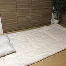 【500円】洗える布団シングル