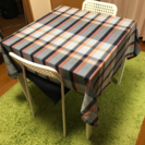 IKEA テーブル チェアセット