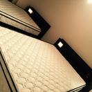 Airbnb家具家電一式(2ベッド1ソファベッド他)
