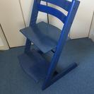 STOKKEの椅子 ブルー 正規品