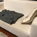 IKEA KLOBO 2人掛ソファー