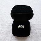 アクアマリンの指輪(シルバー925)